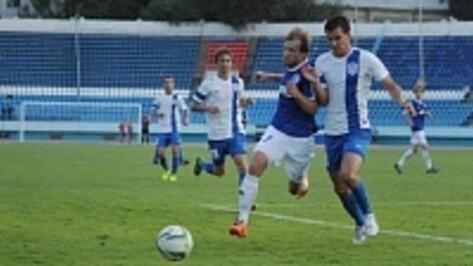 Игрок «Факела» Артем Бекетов: «На воронежском стадионе чувствуешь себя как дома»