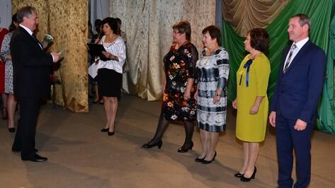 В Грибановском районе 4 педагога получили министерские награды