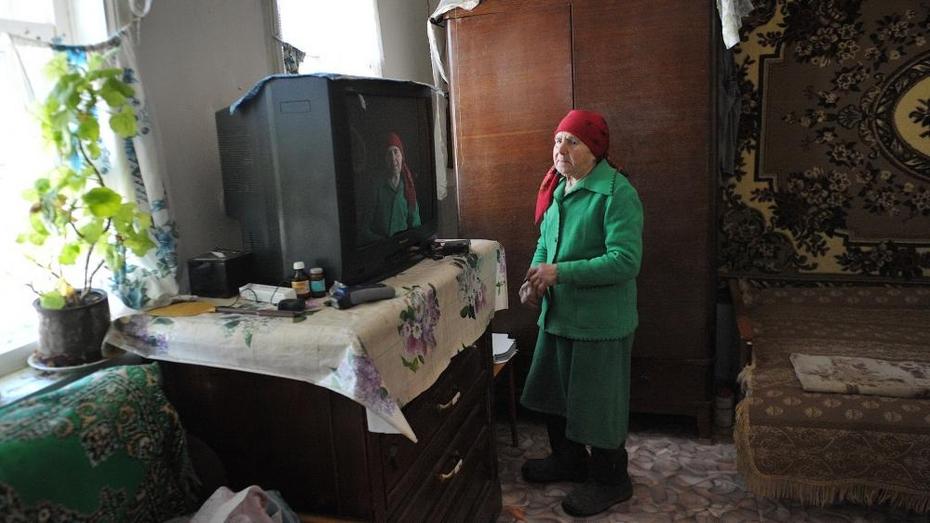 Глобальное отключение ТВ анонсировали в Воронежской области