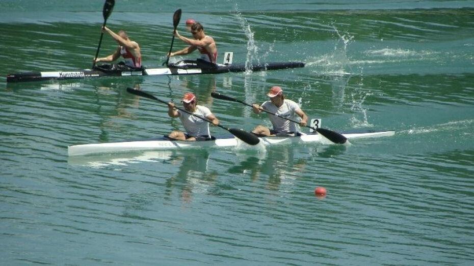 Воронежские гребцы вернулись к тренировкам со сборной России