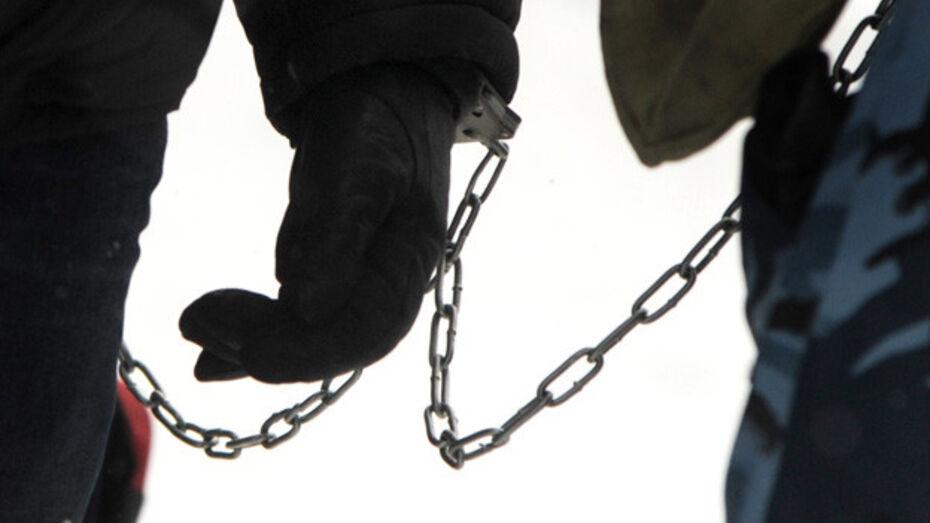 Полицейские задержали воронежца, который ударил ножом знакомого из-за долга