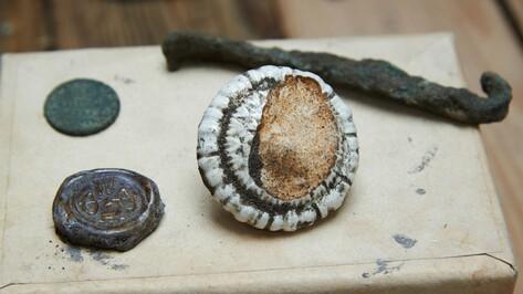 Археологи нашли в центре Воронежа скифскую керамику античных времен