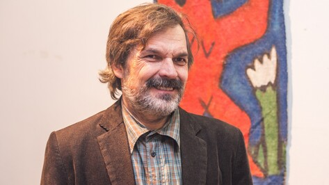 Воронежский художник Сергей Горшков  откроет галерею в Дивногорье