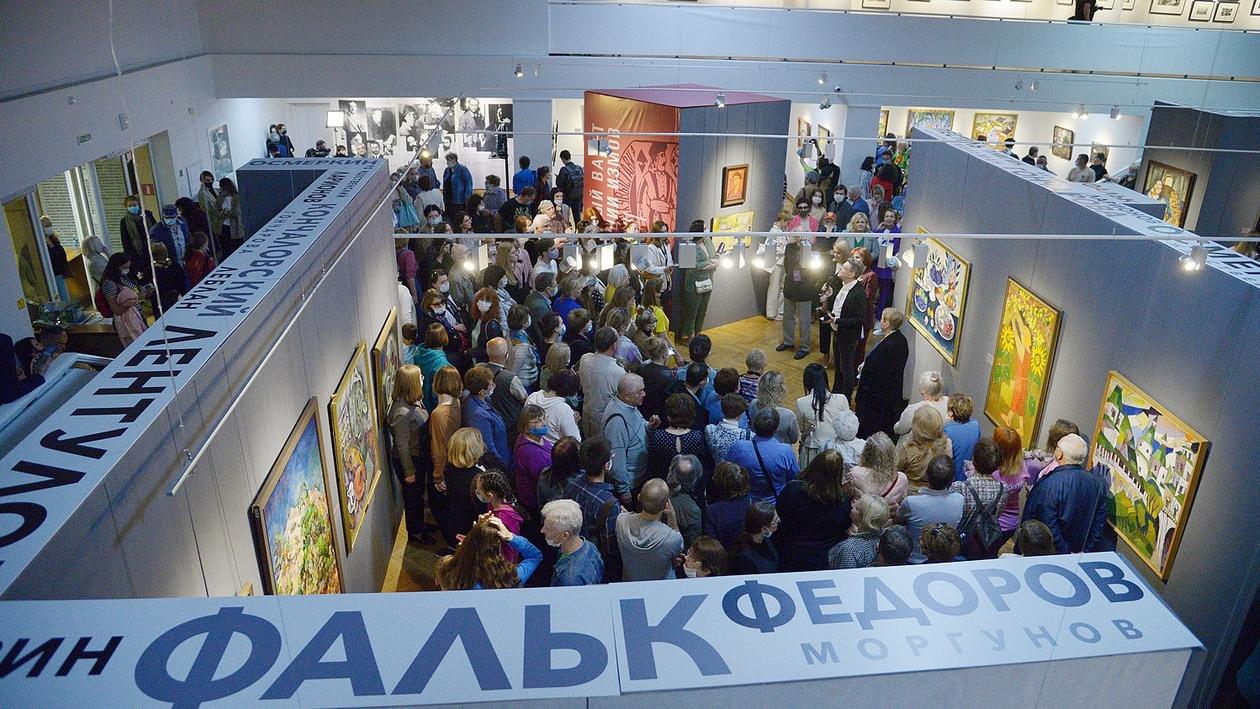 Полотна Фалька и Лентулова. Что посмотреть в Воронеже на выставке «Бубнового валета»