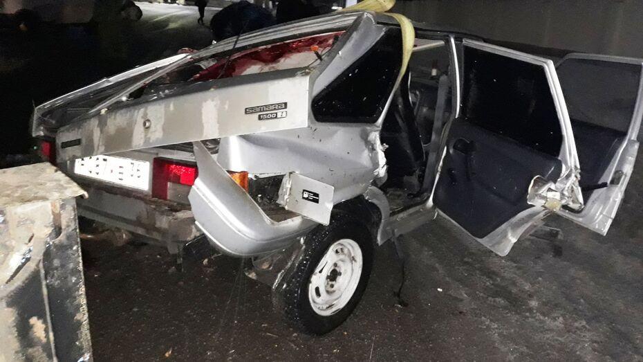 Устроивший ДТП с 3 погибшими водитель ответит в суде в Воронежской области