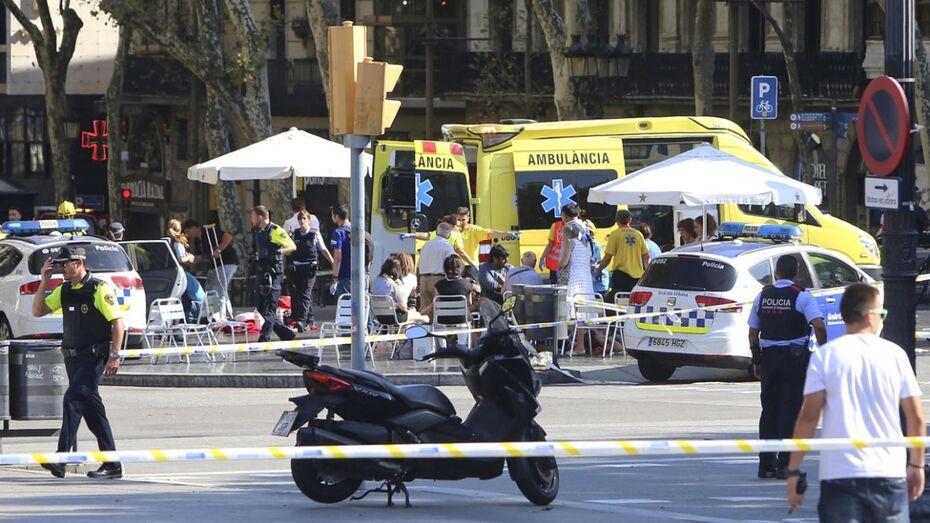 Гид из Воронежа стал очевидцем теракта в Барселоне