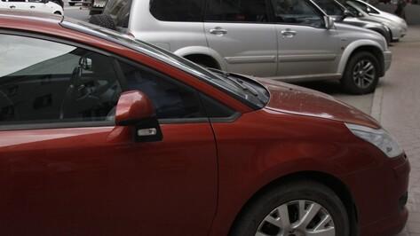 Жительница Воронежа опубликовала вторую петицию против платных парковок