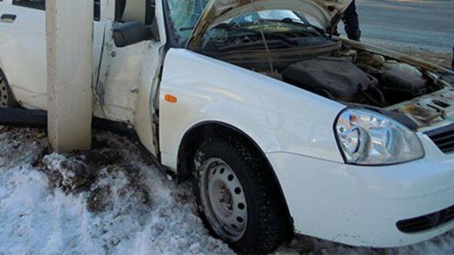 Пьяная девочка угнала «Ладу Приору» в Воронежской области