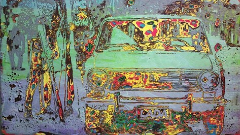 Воронежская галерея «Х.Л.А.М.» выставит картины на досках объявлений