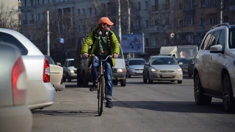 Акция «На работу на велосипеде» состоится в Воронеже 22 сентября