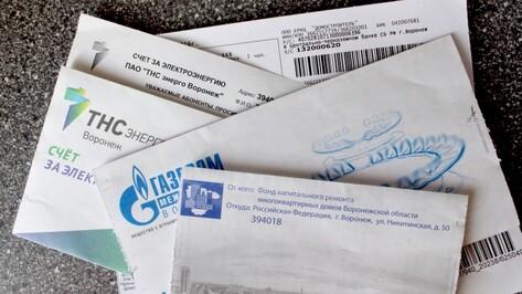Тарифы на коммунальные услуги в Воронежской области повысятся с 1 июля