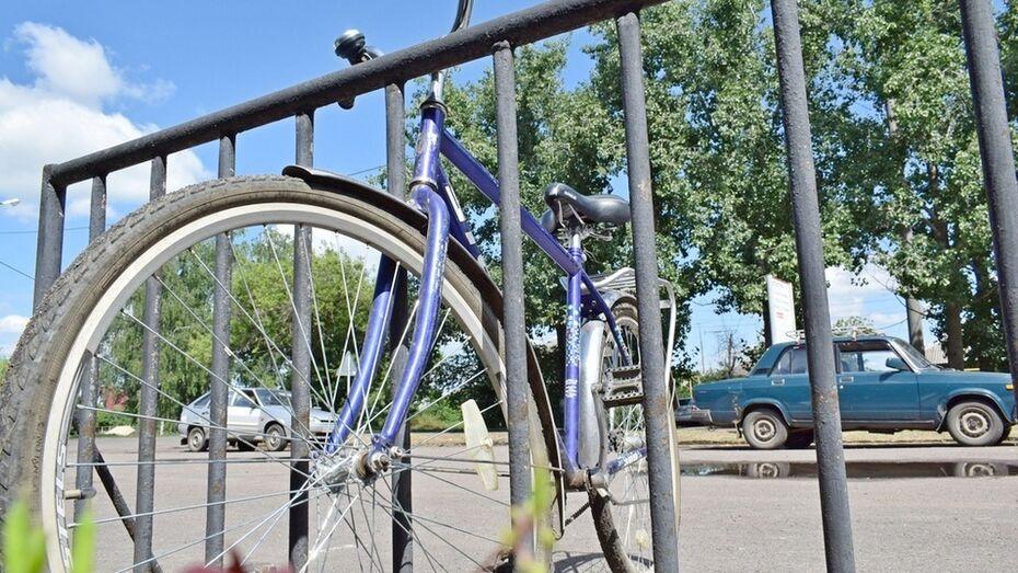 В Грибановском районе в 2 раза выросло число краж велосипедов