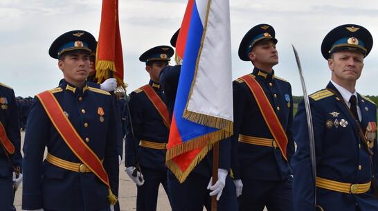 В Борисоглебске отметили 50-летие образования 160-го учебного авиационного полка