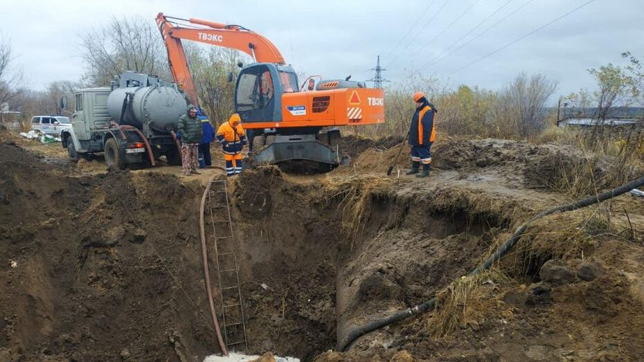 У части жителей Советского района Воронежа возникли трудности с водоснабжением