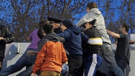 Участники драки на главном стадионе Воронежа избежали запрета посещать матчи, но заплатят штрафы