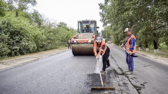 В Лискинском районе на капремонт дороги к поселку Давыдовка потратят 130 млн рублей