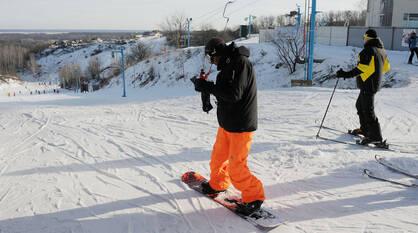Два горнолыжных комплекса под Воронежем приостановили работу
