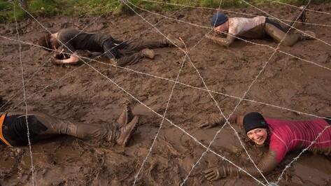 Воронежцы преодолеют километры колючей проволоки и грязевых ванн