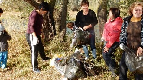 Поворинские педагоги призвали местных жителей сберечь Хопер