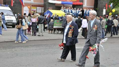 В День Победы в Воронеже пройдет почти 200 мероприятий (ПОЛНАЯ ПРОГРАММА ПРАЗДНИКА)
