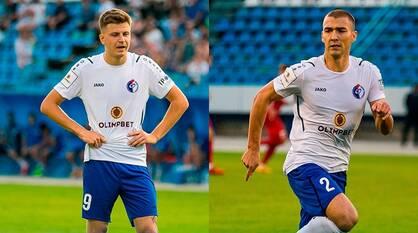 Воронежский «Факел» продлил контракты с 2 лидерами команды