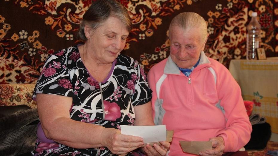 Жительница Каширского района спустя 73 года узнала о месте гибели брата