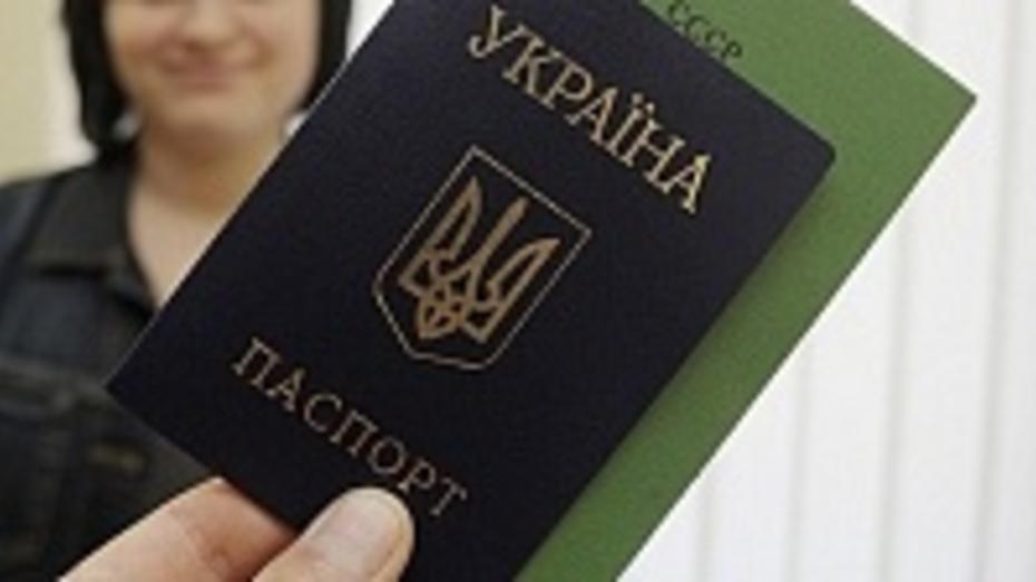 Более 100 жителей юго-восточных районов Украины прибыли в Воронеж