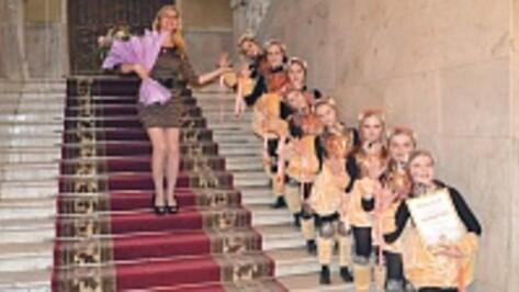 Калачеевский танцевальный ансамбль стал лауреатом II степени на фестивале «Танцующий город»
