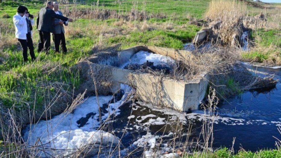 Воронежская прокуратура проверит сообщения о загрязнении реки сахзаводом