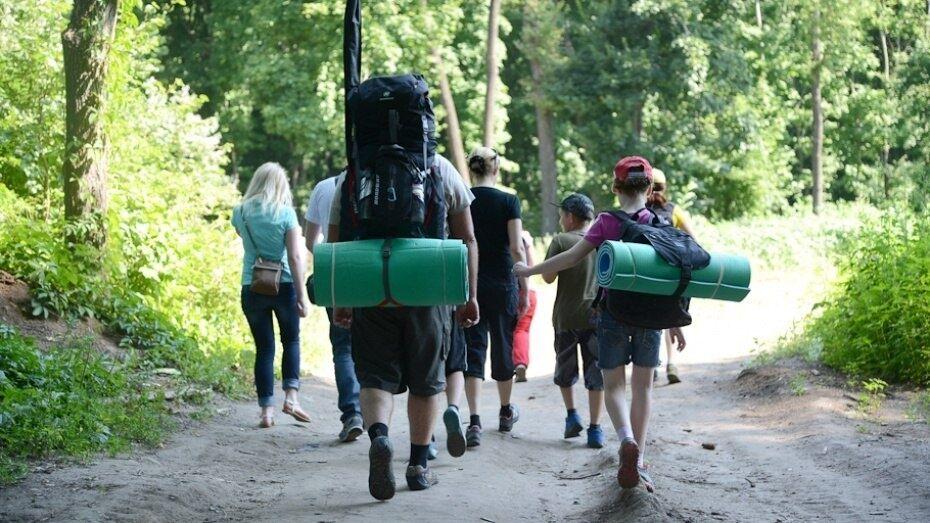 Спасатели призвали воронежских туристов к регистрации перед походом