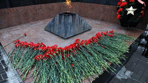 В День памяти и скорби перезахоронят останки защитников Воронежа
