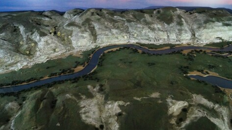 Ученые установили европеоидное происхождение погребенного под Воронежем древнего человека