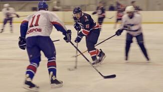 Команда столичных журналистов обыграла хоккейный клуб из Боброва