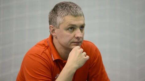 Воронежский «Кристалл» остался без главного тренера