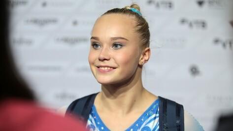 Воронежская гимнастка вышла в финал чемпионата мира