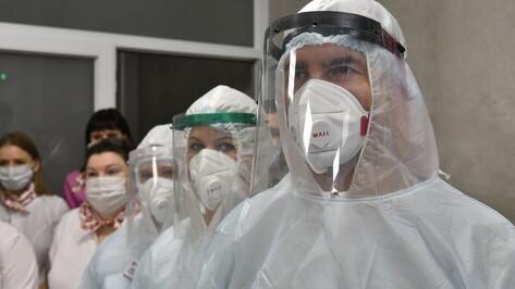 Воронежский оперштаб: ситуация с коронавирусом вынудила принять новые ограничительные меры