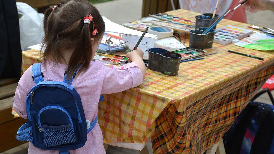 Субсидии на дополнительное детское образование получат 4 района Воронежской области