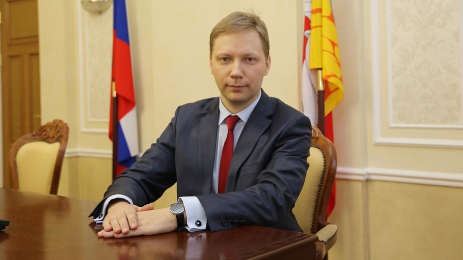 Главой управления жилищного контроля мэрии Воронежа стал Евгений Бажанов