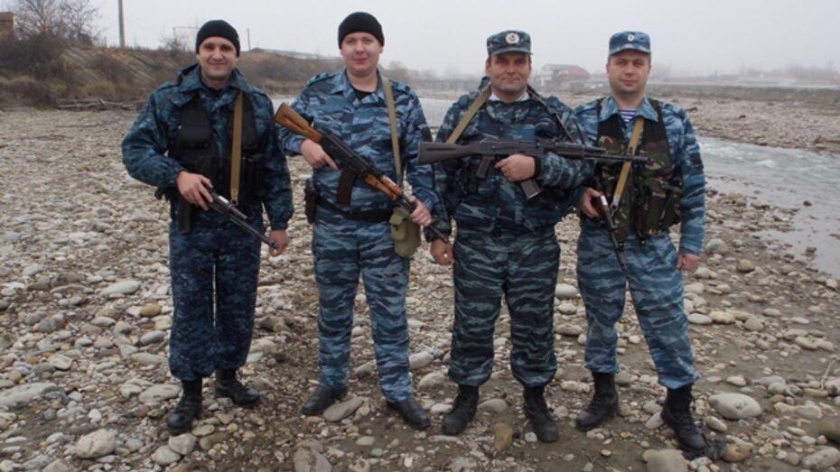 Раненый в Чечне новохоперский полицейский вернулся домой