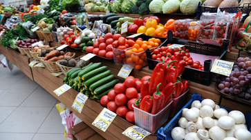 Наценка на овощи в Воронежской области не превысит 10%