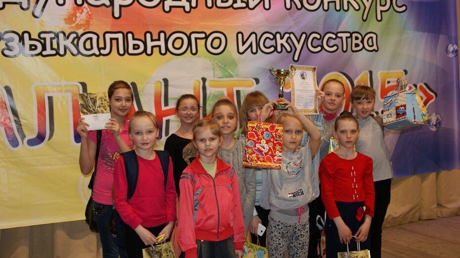 Верхнехавская «Селяночка» победила на международном фестивале в Воронеже