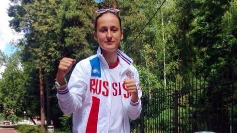 Воронежская спортсменка взяла «золото» на первенстве Европы по боксу