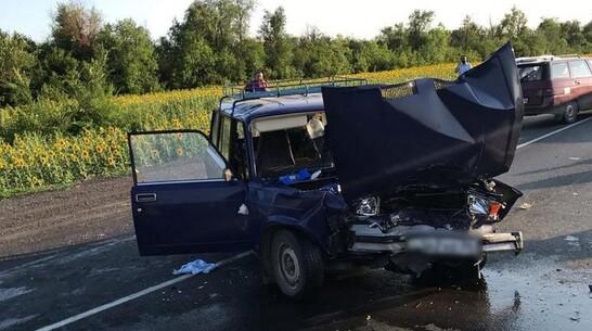 В ДТП с 4 автомобилями под Борисоглебском пострадали 3 человека