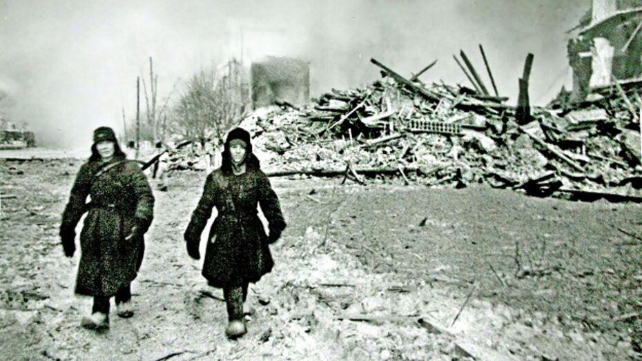 Горожанам покажут, где в Воронеже была война