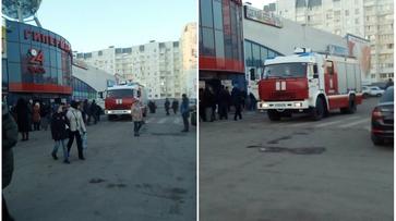 В Северном микрорайоне Воронежа из ТЦ «Линия» эвакуировали людей
