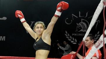 Воронежская спортсменка Татьяна Зражевская стала чемпионкой СНГ по боксу