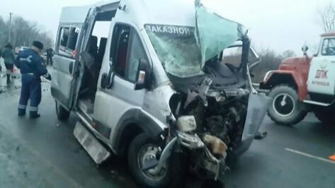 В Воронежской области 3 человека погибли и 7 пострадали в ДТП