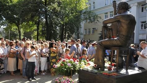 Воронежцы обсудят, какие новые памятники они хотят видеть в городе