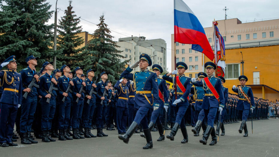 Воронежскую набережную закроют в выходные из-за праздника авиационной академии