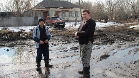 Спаситель погорельцев под Воронежем: «Едва вынесли людей из огня, как обвалилась кровля»